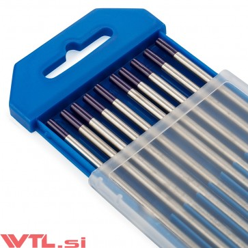 Elektroda TIG Wolfram 2.4mm WR2 VIJOLIČNA