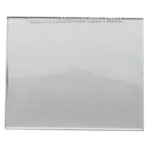 Steklo za varjenje prozorno  90x110x3 mm