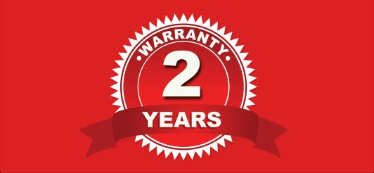 2 leti garancije