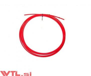 Teflon uvodnica 2,0 X 4,0 / 4,4m za MIG/MAG Gorilnike