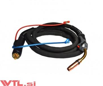 MIG/MAG GORILNIK MB 500 4m Spider dual grip / vodno hlajen