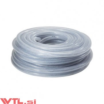 PVC armirana cev 6,0x10mm, 20BAR za tehnične pline