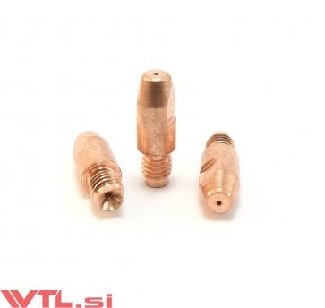 Šoba kontaktna 0,8 M8 za gorilnik MIG MB500/MB501