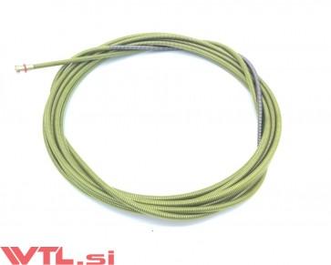 Uvodnica rumena 5,4m 1,2-1,6mm za MB401/501, MB36/360