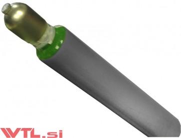 Jeklenka CO2 10/200 za tehnični plin CO2 7,5kg