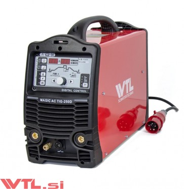 WTL MAGIC AC TIG 250 D varilni inverter