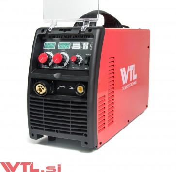 WTL MIG 350 F MIG/MAG CO2 varilni inverter s podajalno enoto