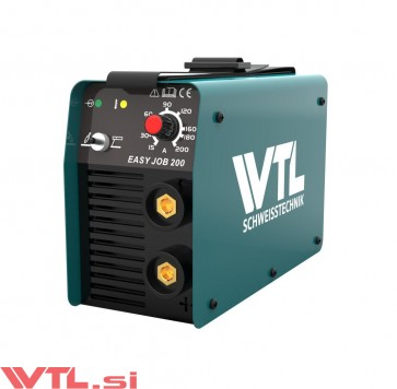 WTL EASY JOB 200 MMA/TIG LIFT varilni inverter