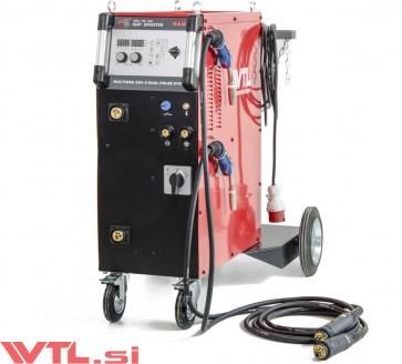 WTL MULTIMIG 250-3 TWIN Dual Pulse, zračno hlajen