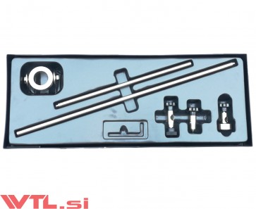 Šestilo 7-delno PT80 Tecmo