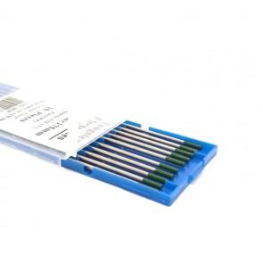 Elektroda TIG Wolfram 2.4mm WP ZELENA
