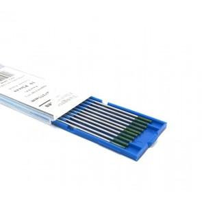Elektroda TIG Wolfram 1.6mm WP ZELENA