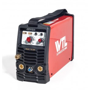 WTL MAGIC TIG 200 DC Pulse varilni inverter