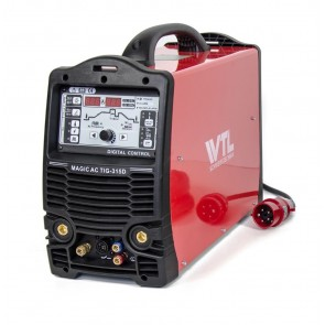 WTL MAGIC AC TIG 315 D varilni inverter