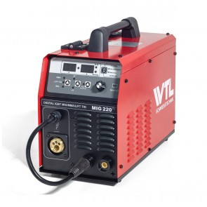 WTL MIG MAG 220 SYNERGIC varilni inverter