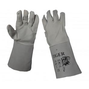 Rokavice TIGER 10 350mm TIG dolge varilske rokavice velikost 10