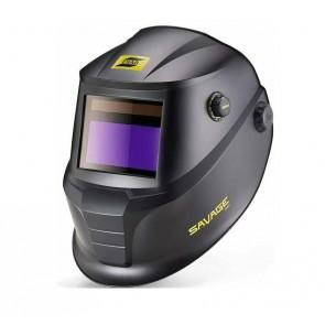 ESAB SAVAGE A40 9-13 črna avtomatska varilna maska